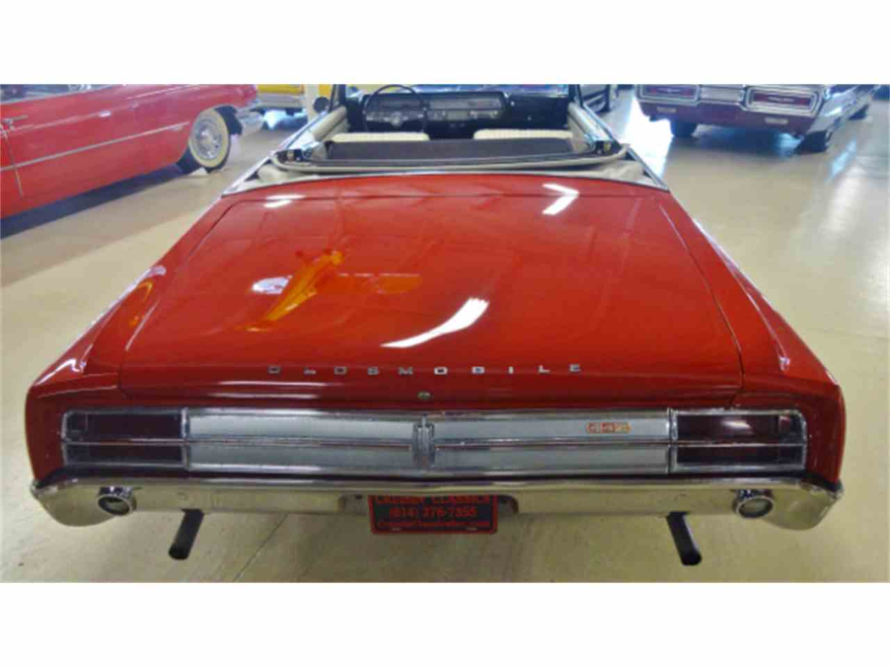 Large Picture of 1965 Cutlass located in Columbus Ohio - $26,995.00 - JSO3