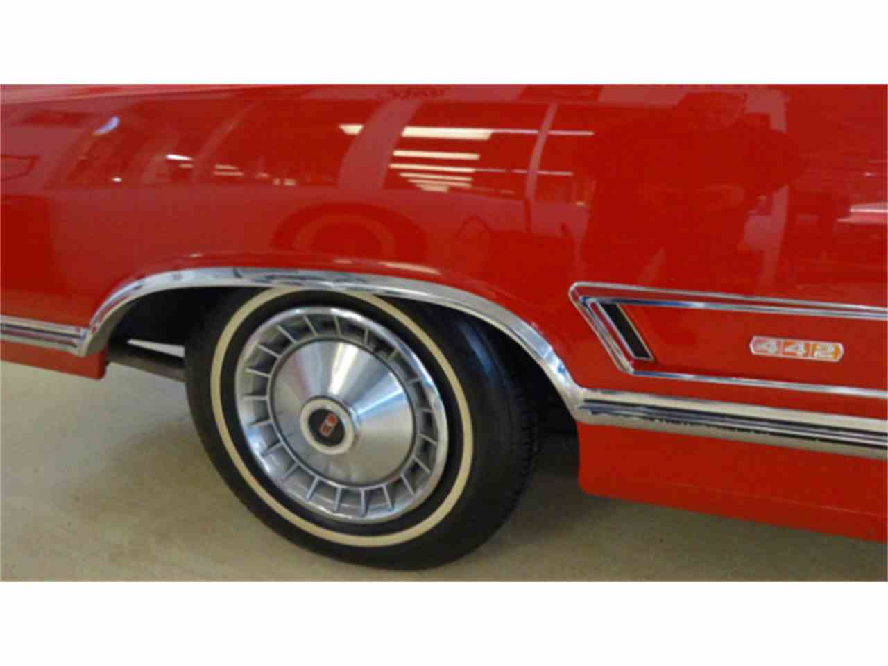 Large Picture of Classic 1965 Oldsmobile Cutlass located in Ohio Offered by Cruisin Classics - JSO3