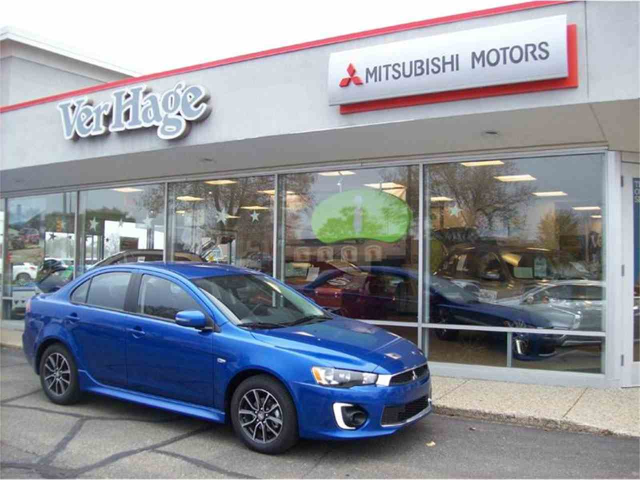 Large Picture of 2017 Mitsubishi Lancer located in Holland Michigan - $17,489.00 Offered by Verhage Mitsubishi - JSPQ