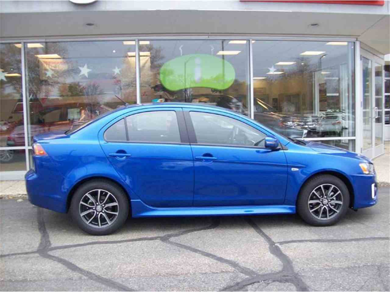Large Picture of '17 Mitsubishi Lancer located in Holland Michigan - $17,489.00 Offered by Verhage Mitsubishi - JSPQ