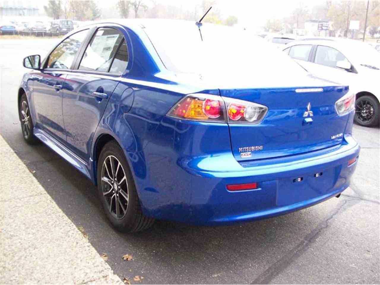 Large Picture of 2017 Mitsubishi Lancer located in Holland Michigan - JSPQ