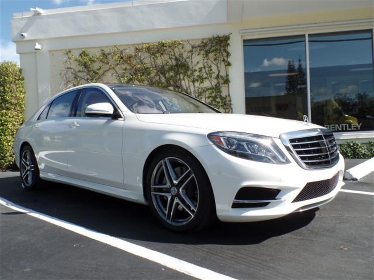 2014 mercedes benz s550 for sale cc 923700. Black Bedroom Furniture Sets. Home Design Ideas