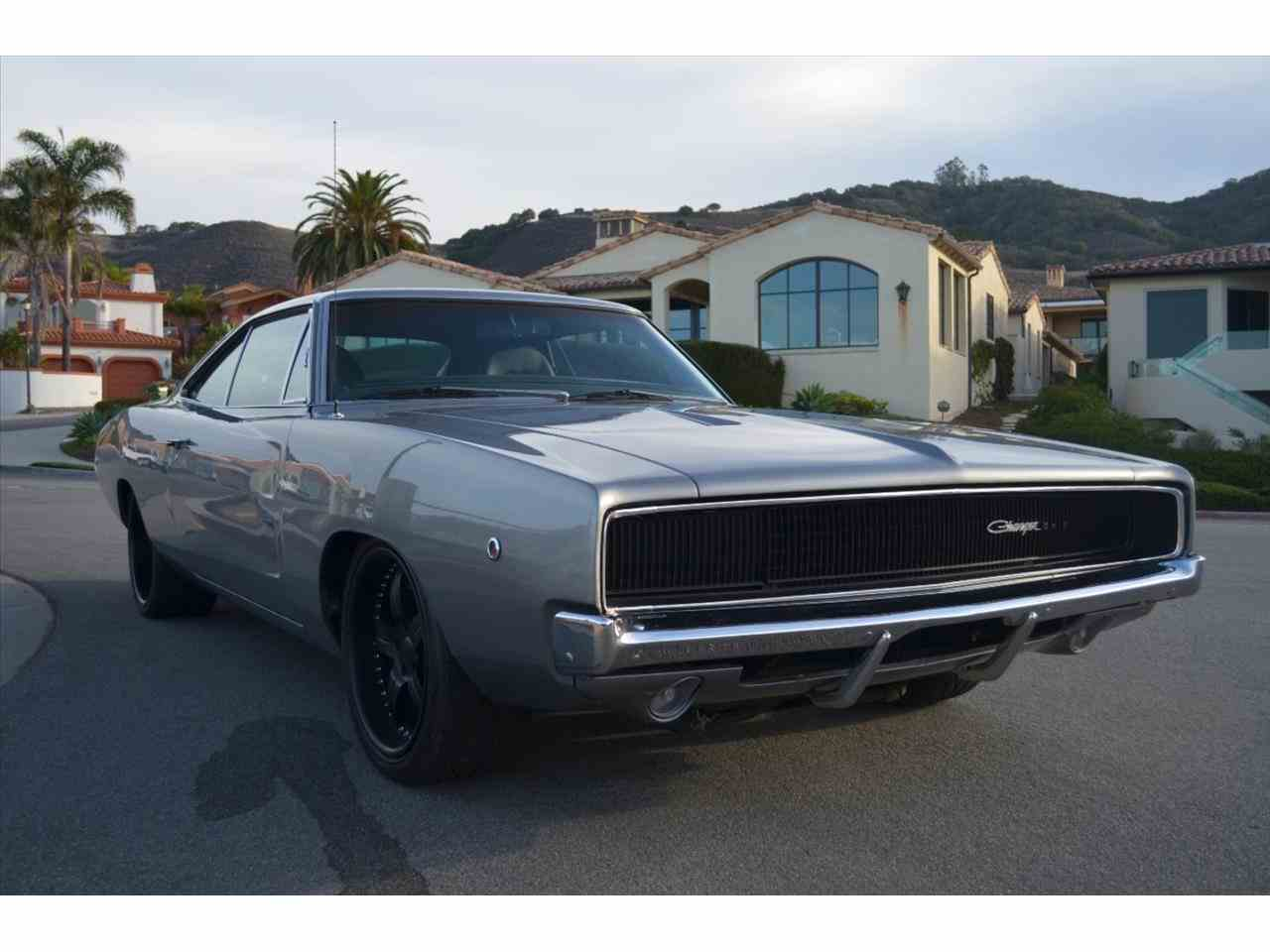 1968 Dodge Charger for Sale | ClicCars.com | CC-923726
