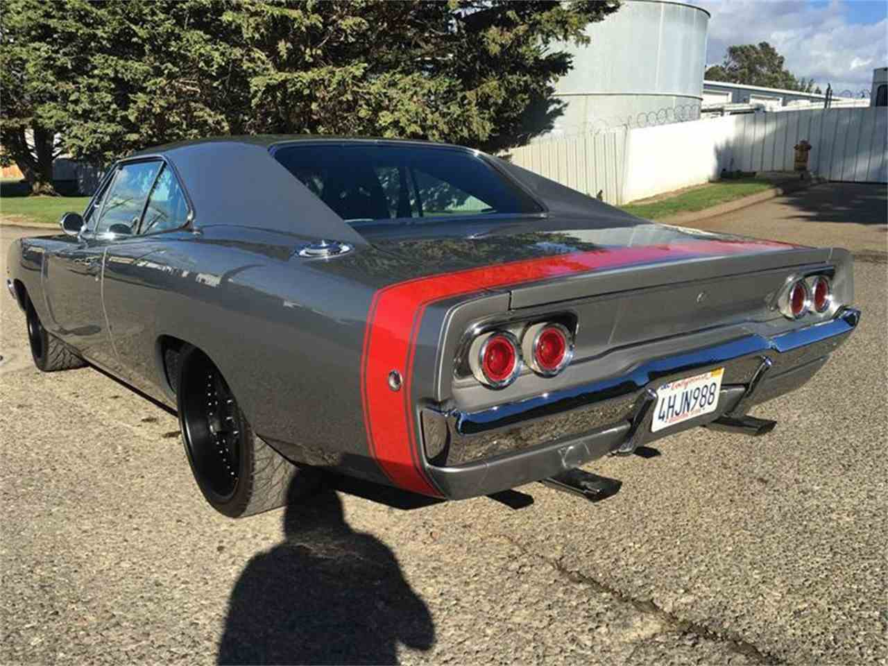 Large Picture of '68 Charger - JSR2