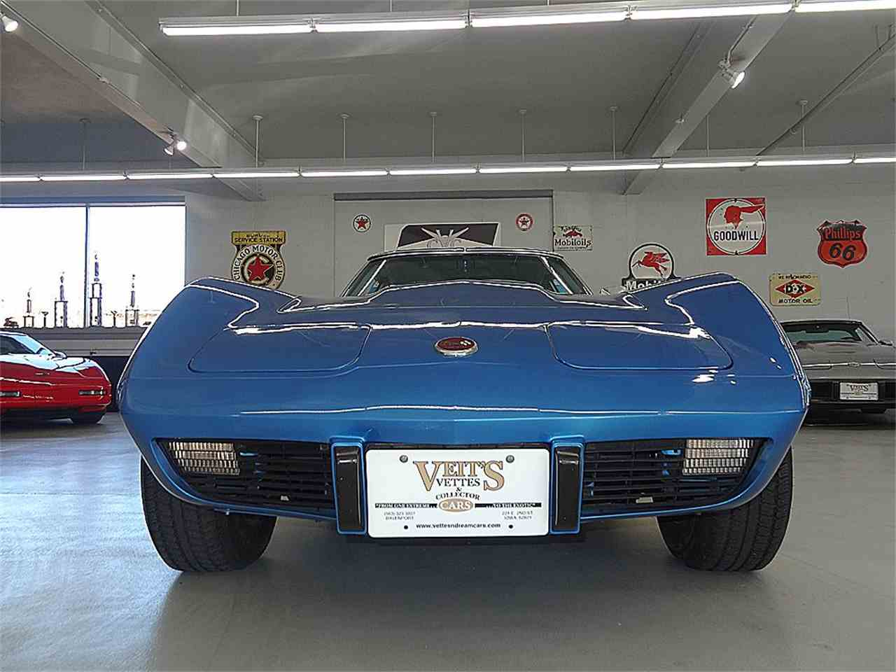 Large Picture of '75 Corvette - JSRB