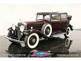 Picture of Classic 1931 Cadillac V-16 Madam X Landau Sedan located in Missouri - $374,900.00 - JSU3