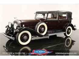 Picture of '31 Cadillac V-16 Madam X Landau Sedan Offered by St. Louis Car Museum - JSU3