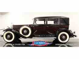 Picture of Classic 1931 Cadillac V-16 Madam X Landau Sedan located in St. Louis Missouri - $374,900.00 - JSU3