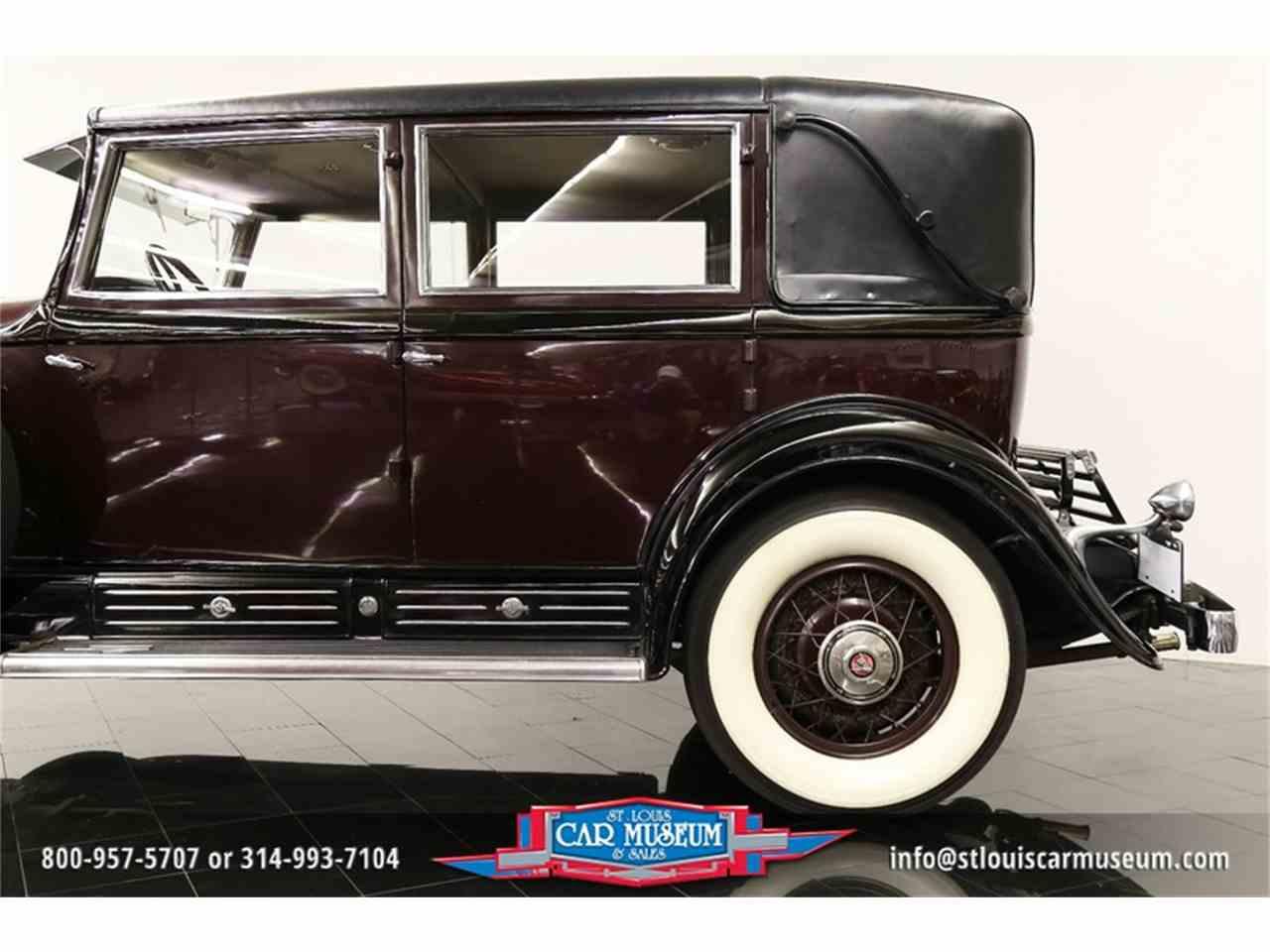 Large Picture of 1931 V-16 Madam X Landau Sedan located in Missouri - JSU3