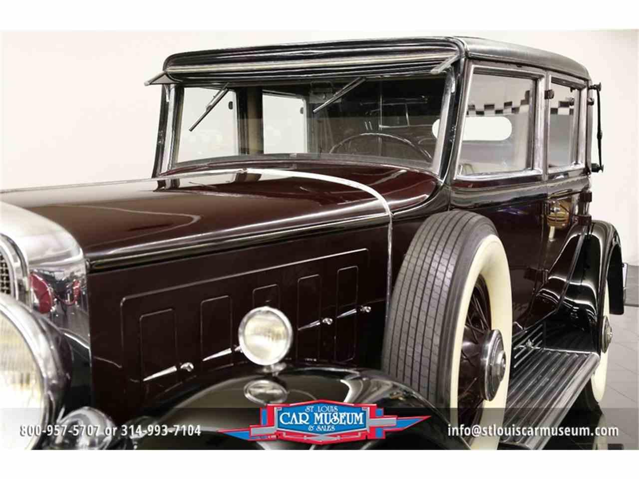 Large Picture of Classic '31 V-16 Madam X Landau Sedan located in Missouri - $374,900.00 Offered by St. Louis Car Museum - JSU3