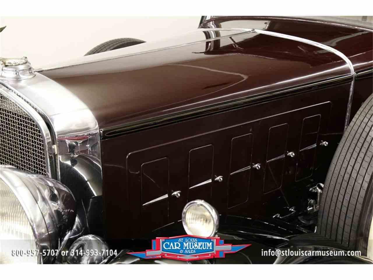 Large Picture of 1931 Cadillac V-16 Madam X Landau Sedan - $374,900.00 Offered by St. Louis Car Museum - JSU3