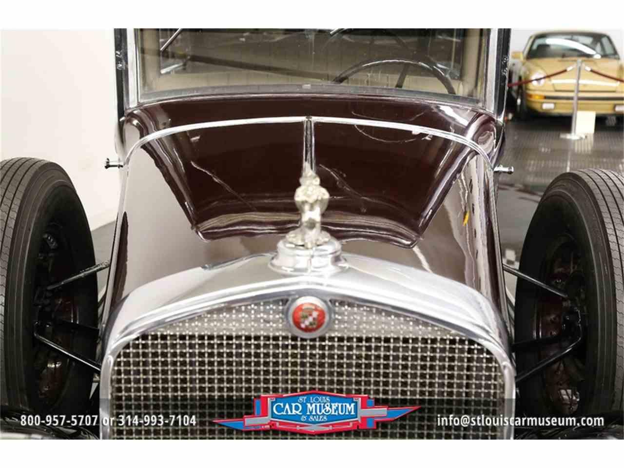 Large Picture of 1931 Cadillac V-16 Madam X Landau Sedan - $374,900.00 - JSU3