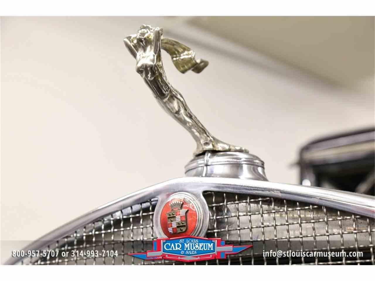 Large Picture of '31 Cadillac V-16 Madam X Landau Sedan Offered by St. Louis Car Museum - JSU3