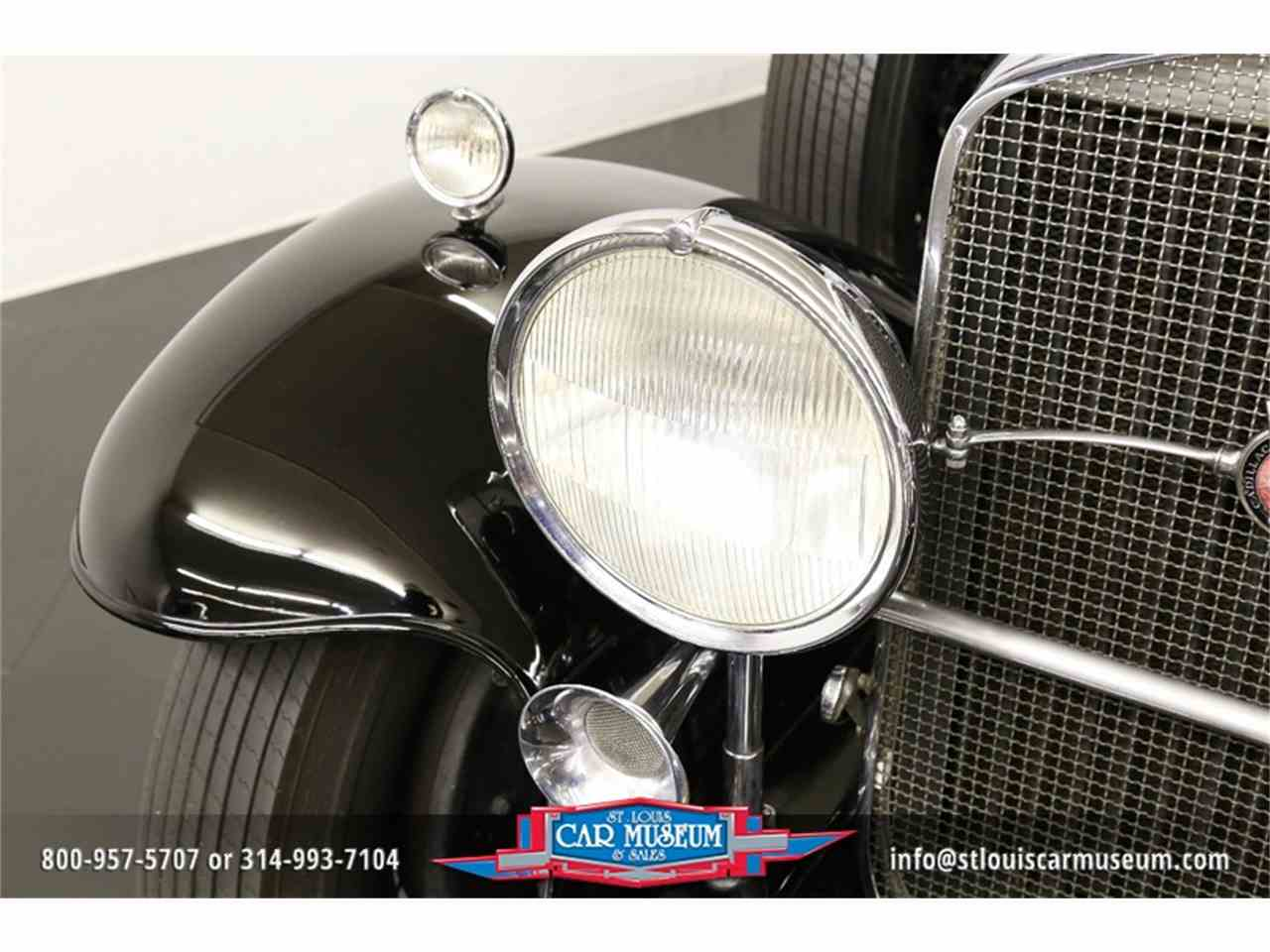 Large Picture of Classic '31 Cadillac V-16 Madam X Landau Sedan - $374,900.00 Offered by St. Louis Car Museum - JSU3