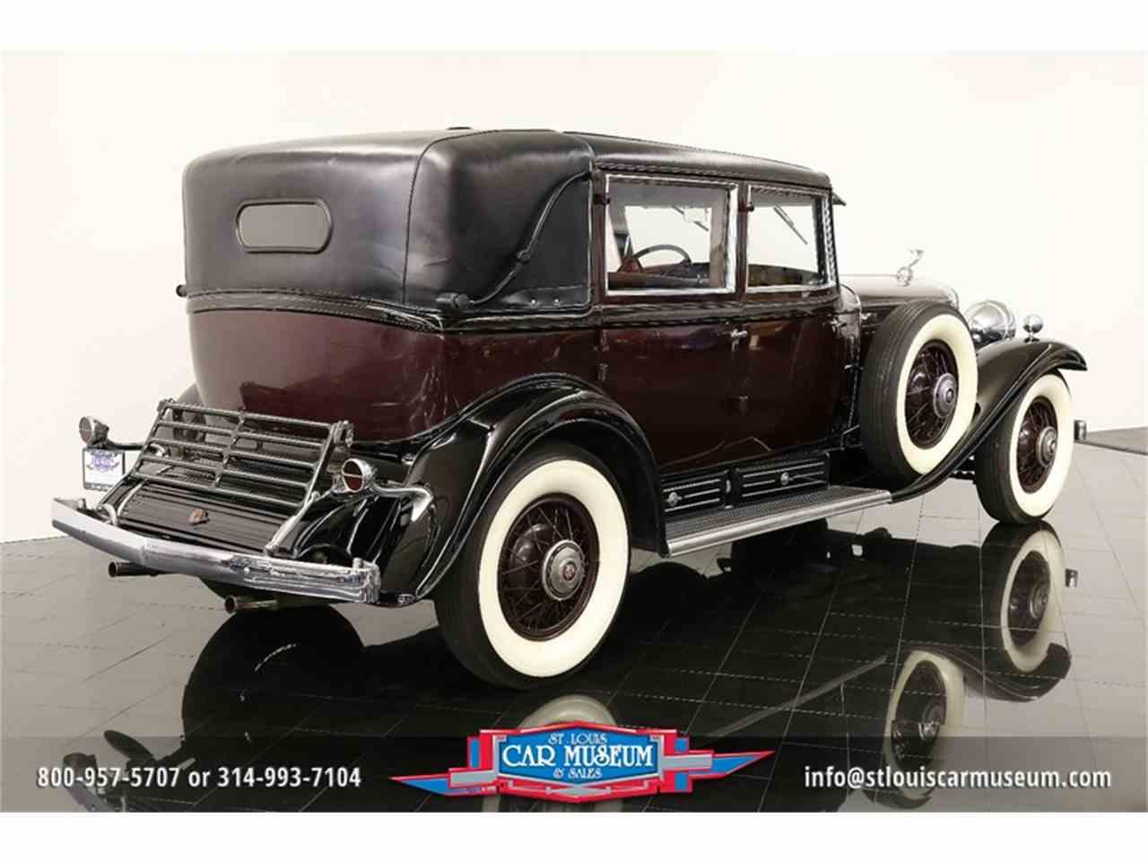 Large Picture of Classic 1931 V-16 Madam X Landau Sedan - $374,900.00 - JSU3