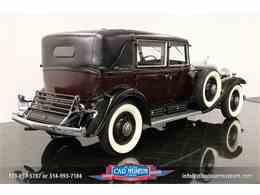 Picture of '31 Cadillac V-16 Madam X Landau Sedan located in Missouri - $374,900.00 Offered by St. Louis Car Museum - JSU3
