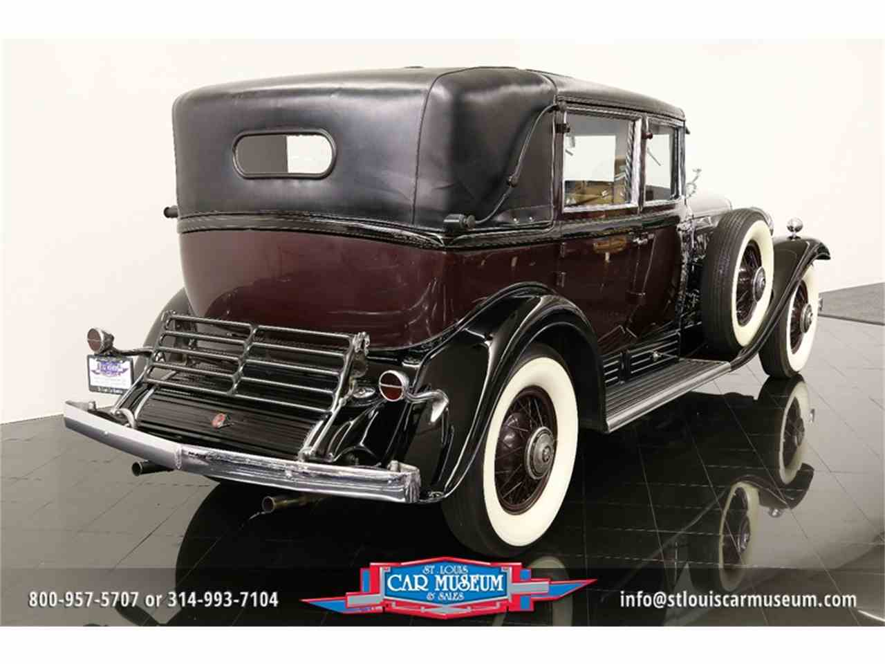 Large Picture of Classic 1931 Cadillac V-16 Madam X Landau Sedan - $374,900.00 Offered by St. Louis Car Museum - JSU3