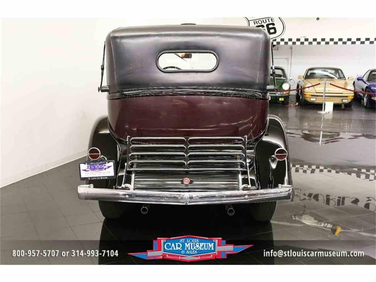 Large Picture of '31 V-16 Madam X Landau Sedan - $374,900.00 Offered by St. Louis Car Museum - JSU3