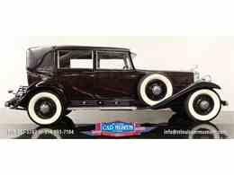 Picture of Classic 1931 V-16 Madam X Landau Sedan located in St. Louis Missouri Offered by St. Louis Car Museum - JSU3