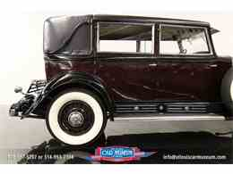 Picture of 1931 V-16 Madam X Landau Sedan located in St. Louis Missouri - $374,900.00 - JSU3