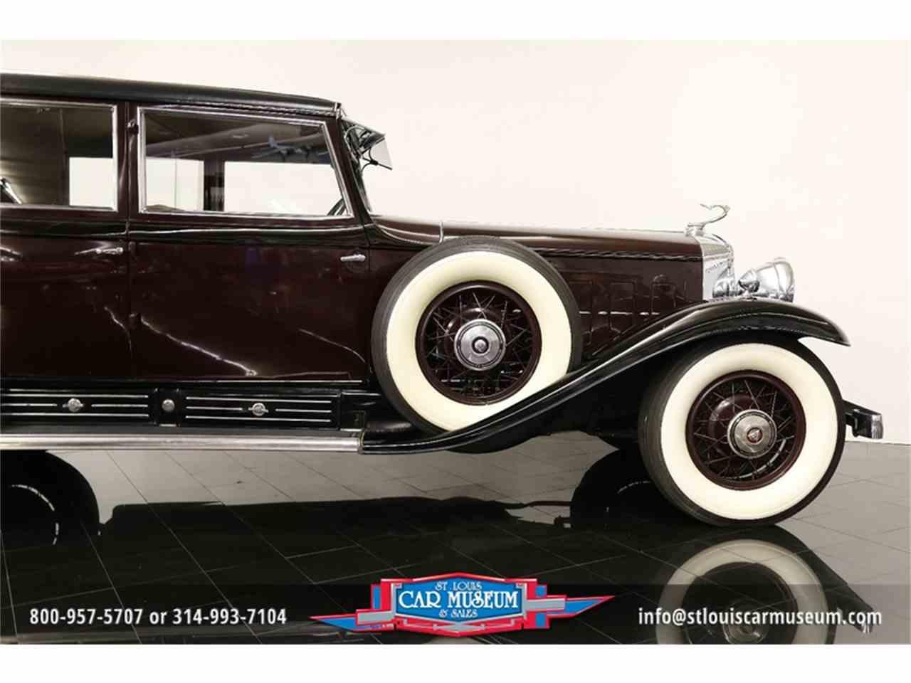 Large Picture of Classic '31 V-16 Madam X Landau Sedan located in St. Louis Missouri - $374,900.00 - JSU3