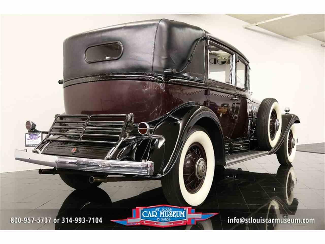 Large Picture of 1931 V-16 Madam X Landau Sedan - $374,900.00 Offered by St. Louis Car Museum - JSU3