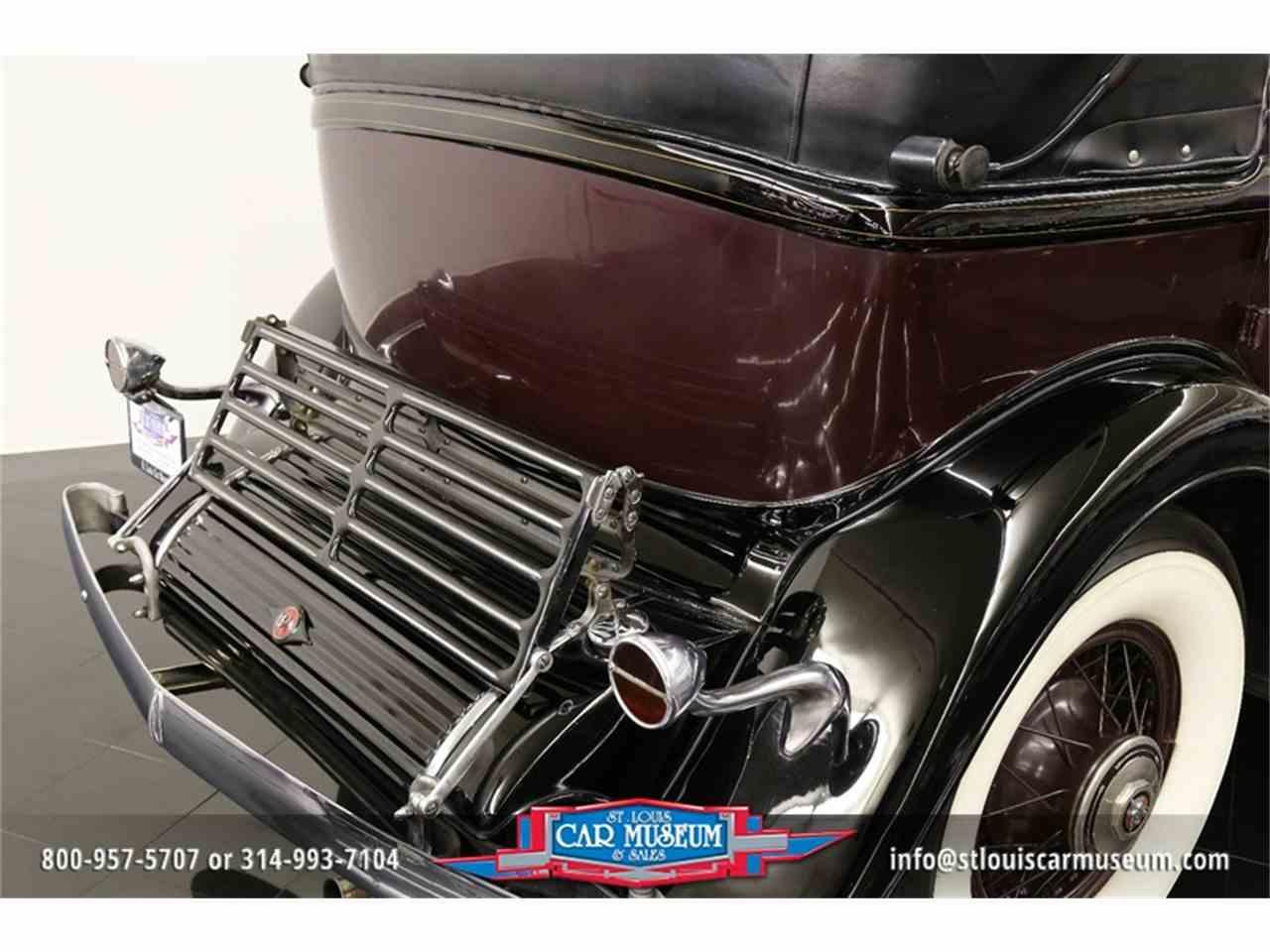 Large Picture of 1931 V-16 Madam X Landau Sedan Offered by St. Louis Car Museum - JSU3