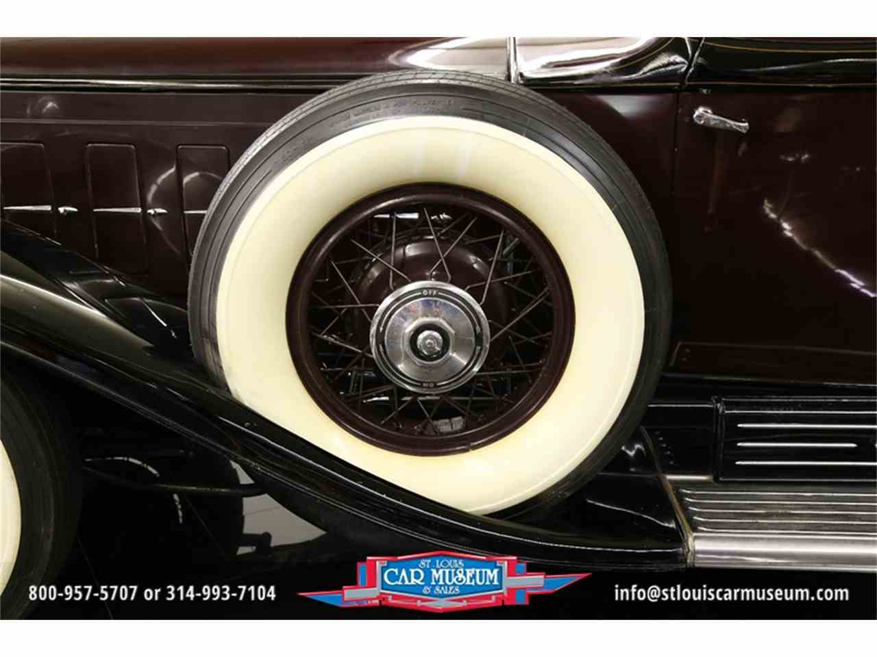 Large Picture of Classic 1931 Cadillac V-16 Madam X Landau Sedan located in Missouri Offered by St. Louis Car Museum - JSU3