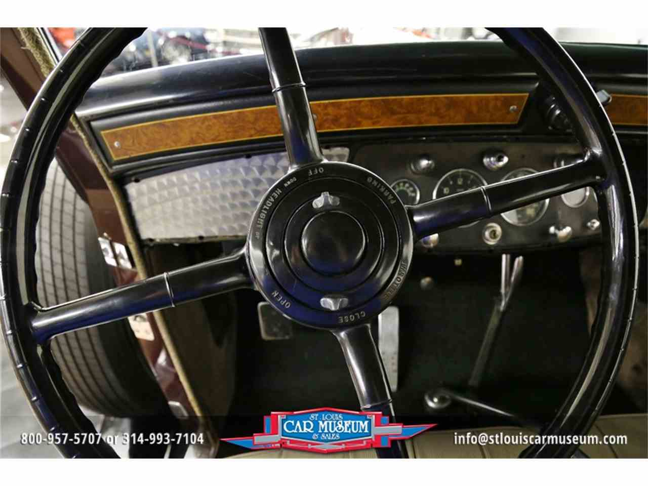 Large Picture of Classic '31 Cadillac V-16 Madam X Landau Sedan Offered by St. Louis Car Museum - JSU3