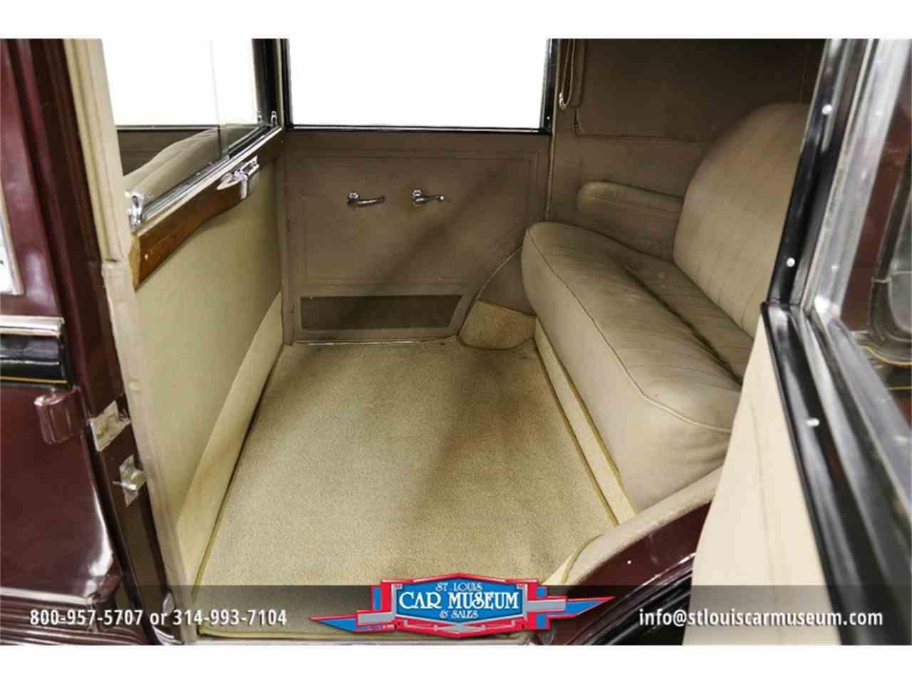 Large Picture of '31 Cadillac V-16 Madam X Landau Sedan - JSU3