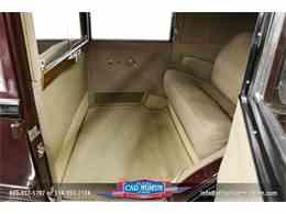 Picture of '31 V-16 Madam X Landau Sedan - $374,900.00 Offered by St. Louis Car Museum - JSU3