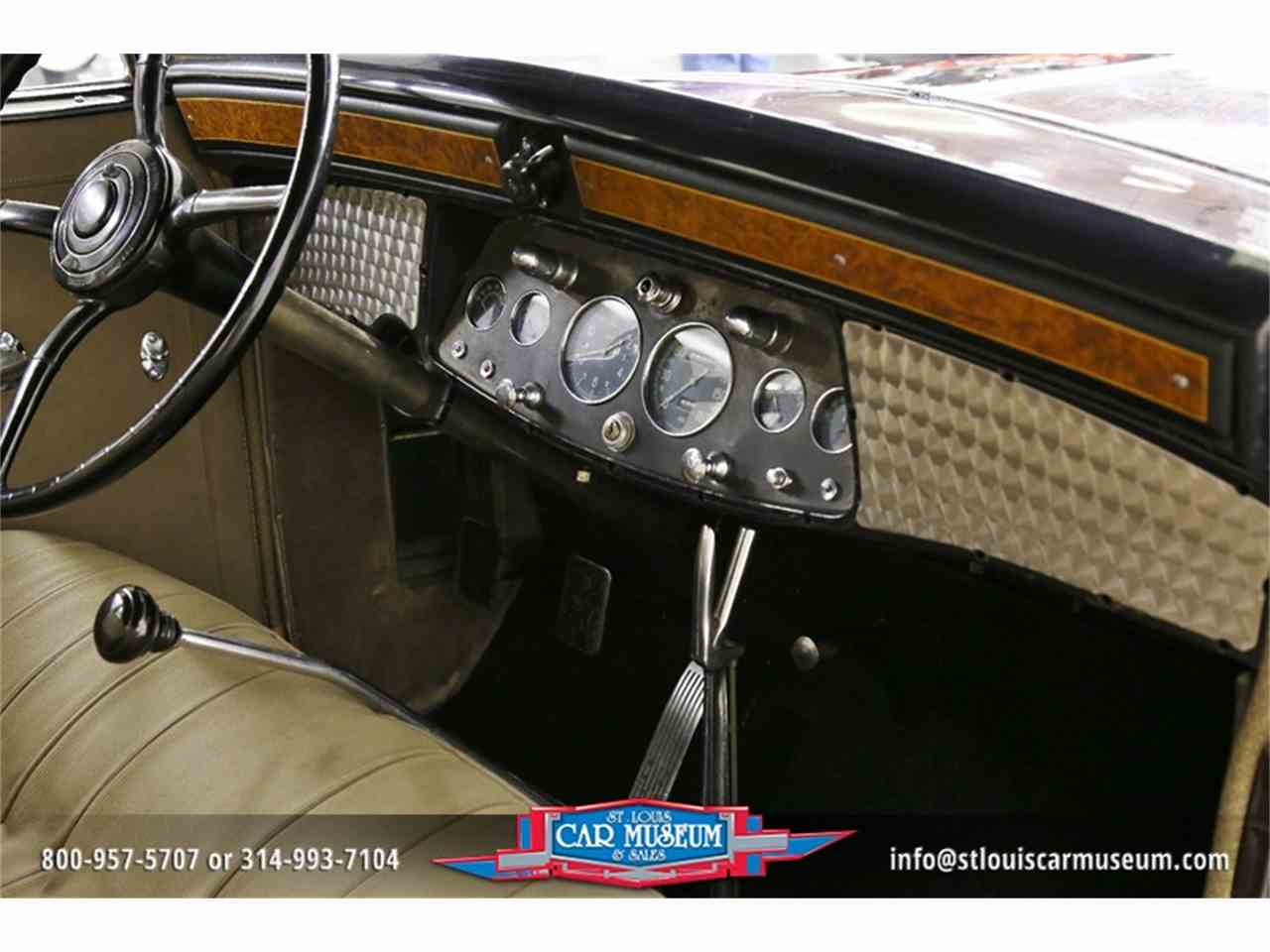 Large Picture of '31 Cadillac V-16 Madam X Landau Sedan located in Missouri Offered by St. Louis Car Museum - JSU3