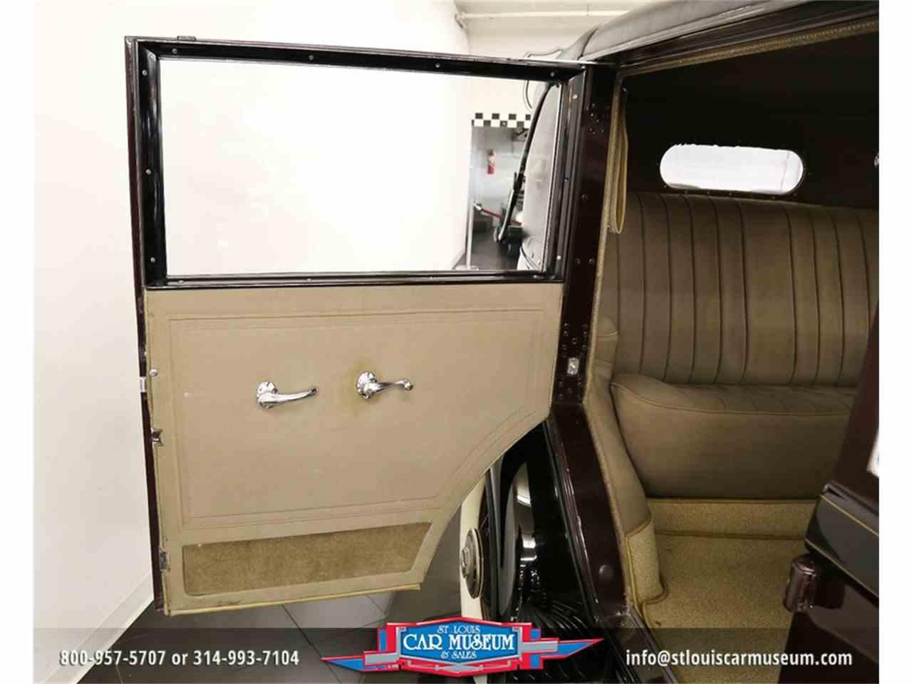 Large Picture of '31 V-16 Madam X Landau Sedan - $374,900.00 - JSU3