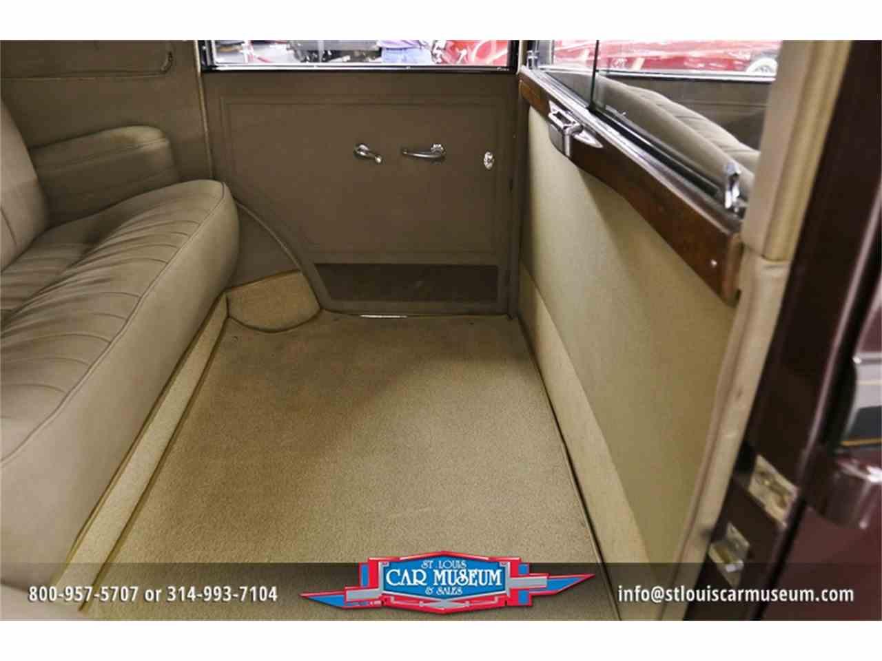 Large Picture of Classic '31 Cadillac V-16 Madam X Landau Sedan - $374,900.00 - JSU3