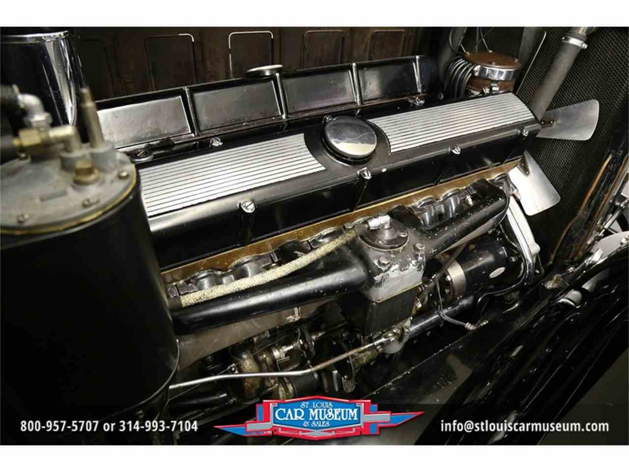 Large Picture of 1931 Cadillac V-16 Madam X Landau Sedan located in St. Louis Missouri - $374,900.00 Offered by St. Louis Car Museum - JSU3
