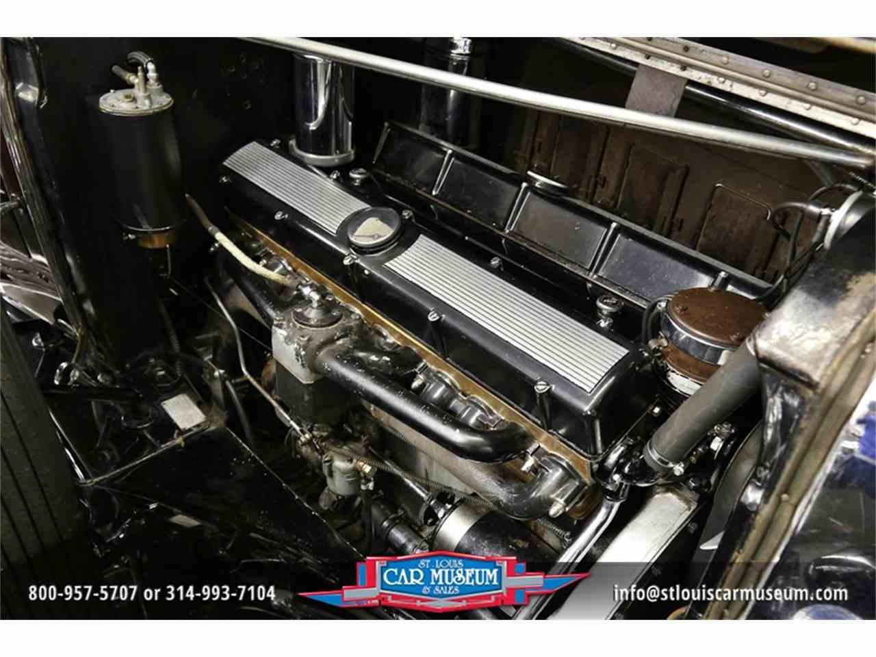 Large Picture of Classic '31 Cadillac V-16 Madam X Landau Sedan - JSU3
