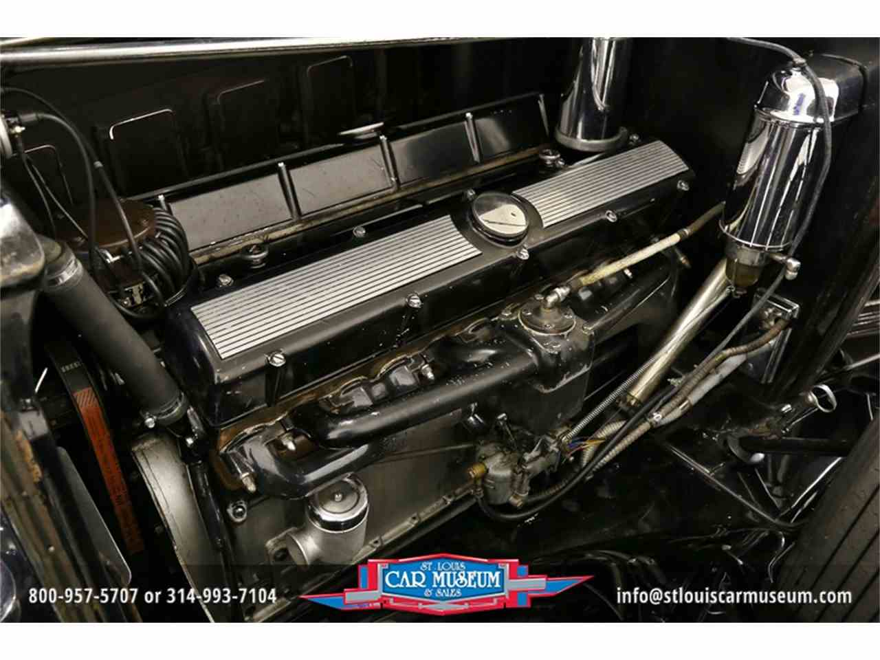 Large Picture of 1931 Cadillac V-16 Madam X Landau Sedan located in Missouri - $374,900.00 Offered by St. Louis Car Museum - JSU3
