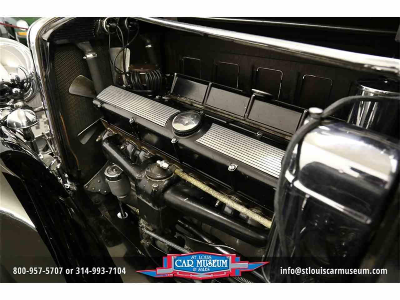 Large Picture of Classic 1931 Cadillac V-16 Madam X Landau Sedan - JSU3