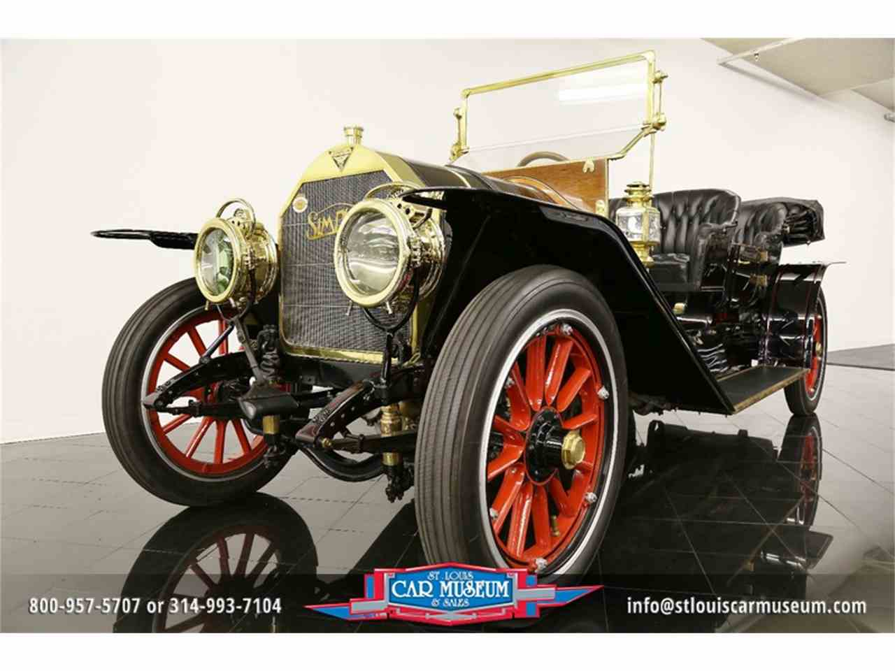 Large Picture of Classic 1912 Model 38 Holbrook Tourer - $445,900.00 Offered by St. Louis Car Museum - JSU8
