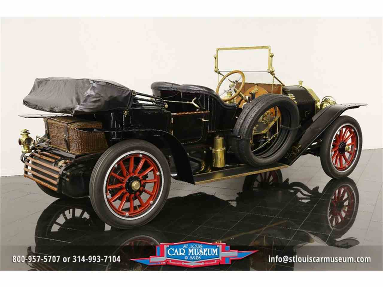 Large Picture of Classic 1912 Simplex Model 38 Holbrook Tourer located in St. Louis Missouri - $445,900.00 Offered by St. Louis Car Museum - JSU8