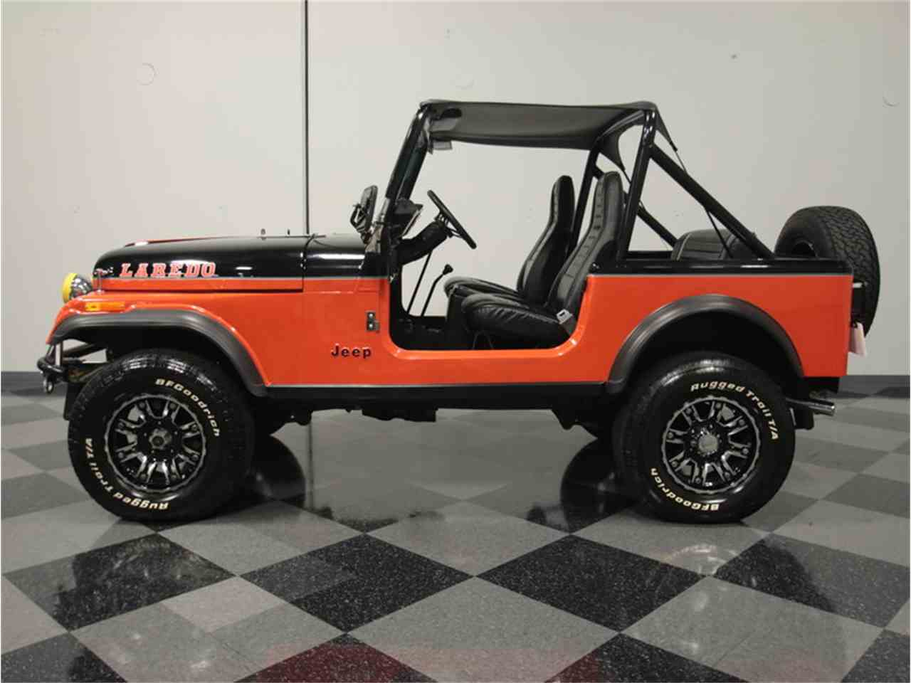 Large Picture of '80 CJ7 - JSUN