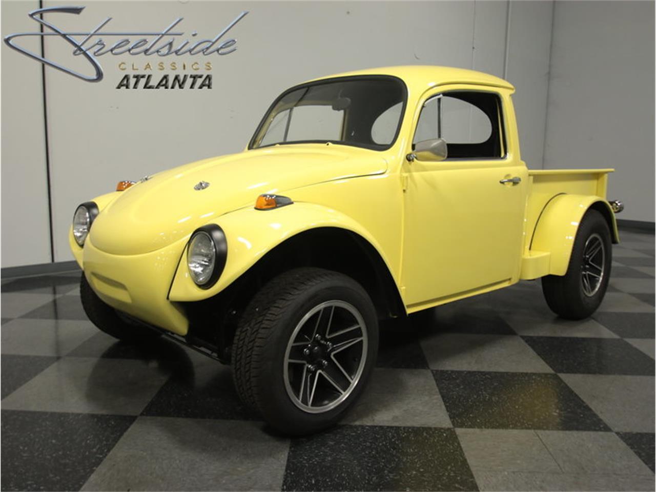 1970 Volkswagen Baja Beetle Truck For Sale Classiccars Com Cc 923868