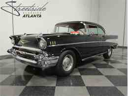 Picture of 1957 Chevrolet Bel Air Hard Top Offered by Streetside Classics - Atlanta - JSVE
