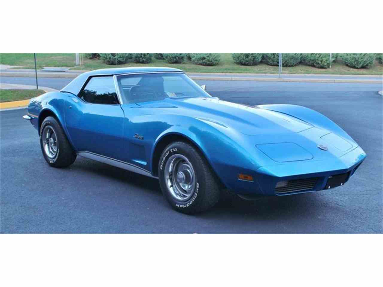 Large Picture of '73 Chevrolet Corvette - $28,500.00 Offered by Cooper Corvettes - JSVR