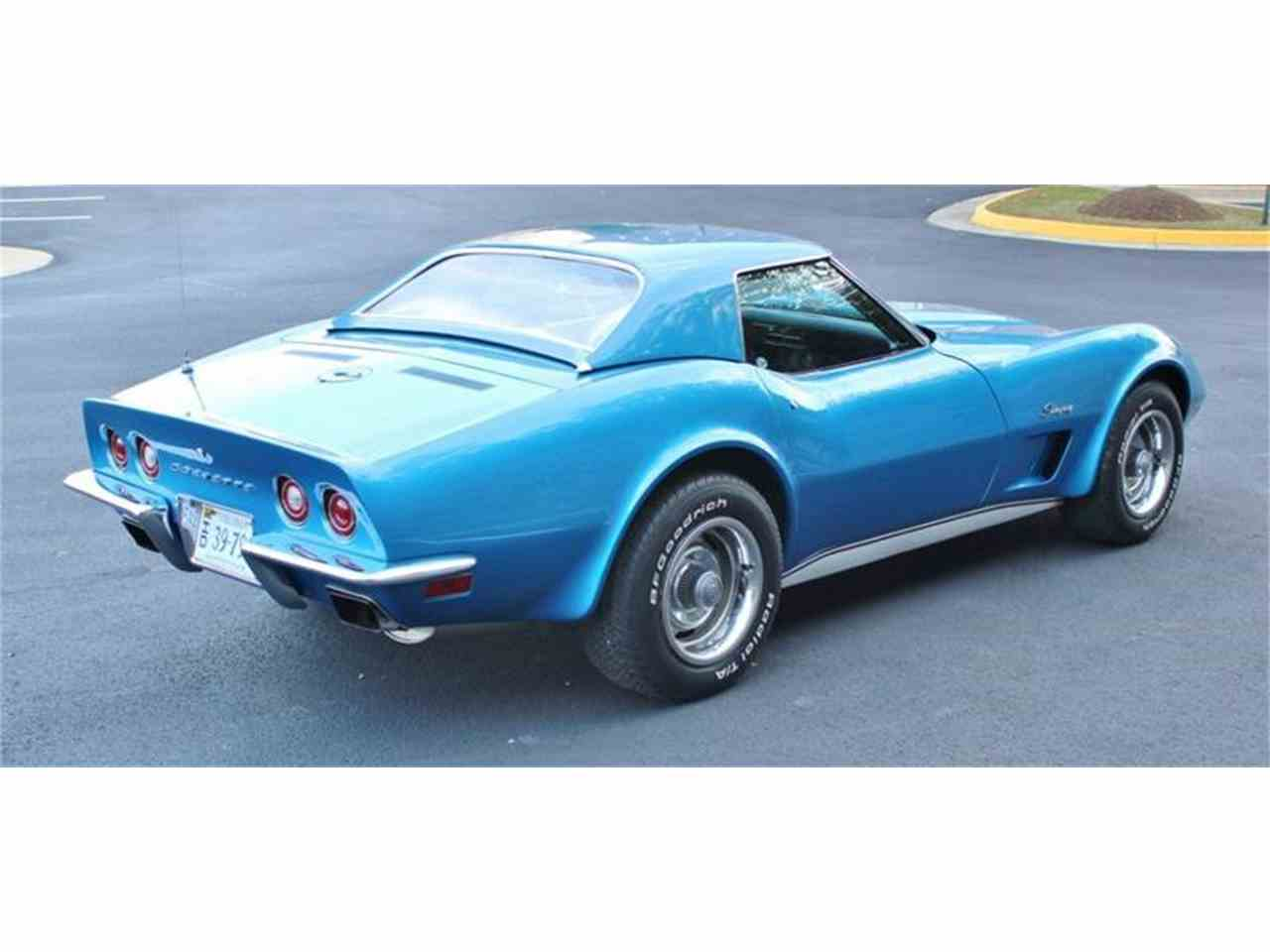Large Picture of Classic 1973 Chevrolet Corvette - $28,500.00 Offered by Cooper Corvettes - JSVR