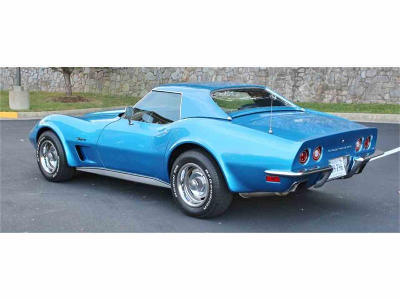 Large Picture of Classic '73 Corvette Offered by Cooper Corvettes - JSVR