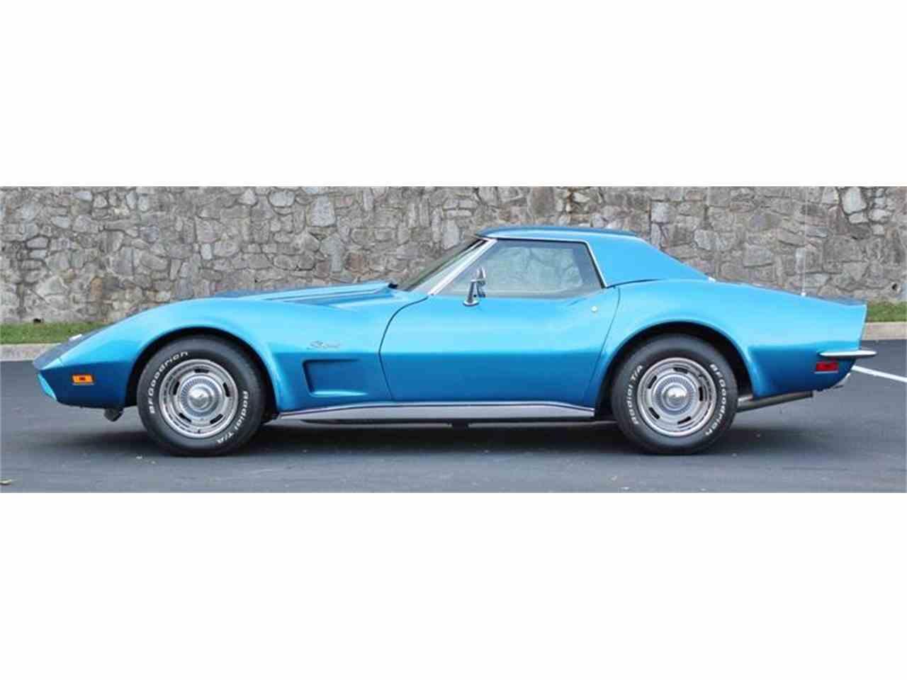 Large Picture of Classic 1973 Corvette - JSVR