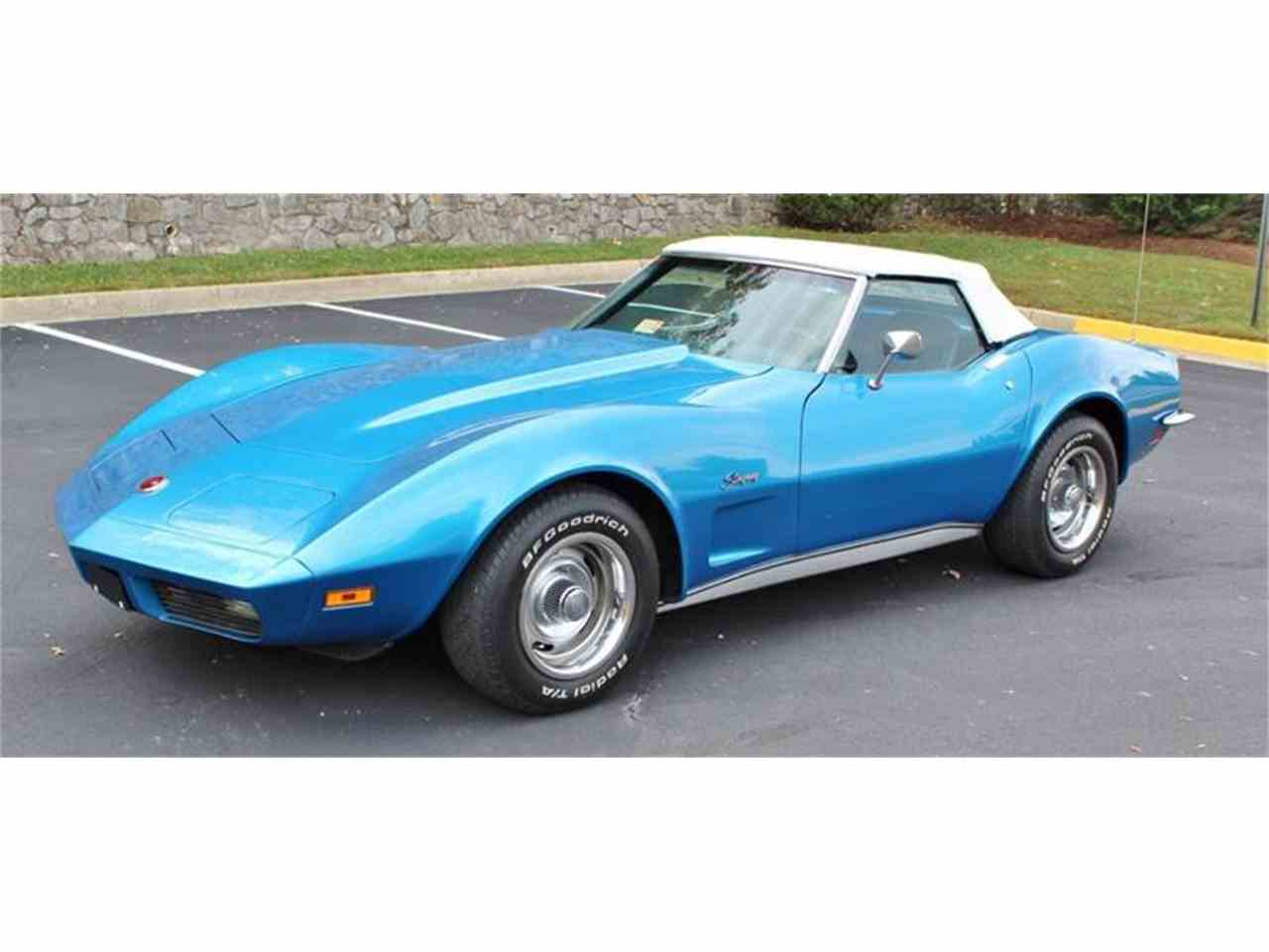 Large Picture of '73 Corvette Offered by Cooper Corvettes - JSVR