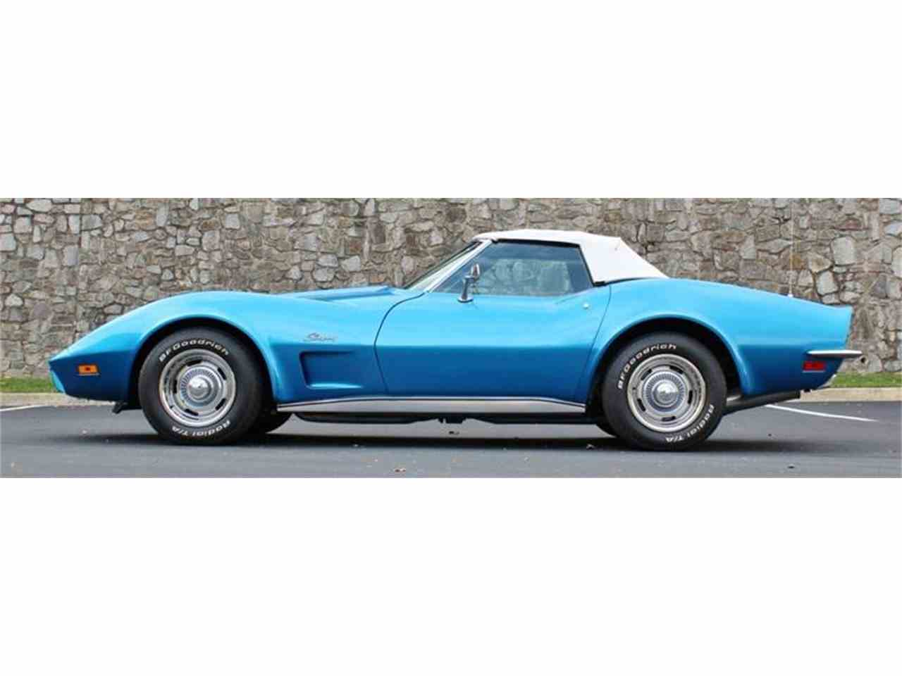 Large Picture of Classic 1973 Corvette located in Virginia - $28,500.00 Offered by Cooper Corvettes - JSVR