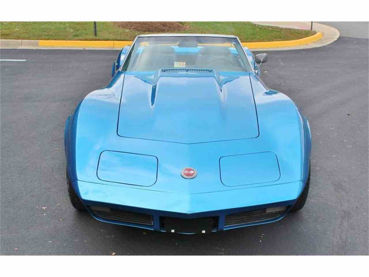 Large Picture of Classic 1973 Corvette located in Virginia - $28,500.00 - JSVR